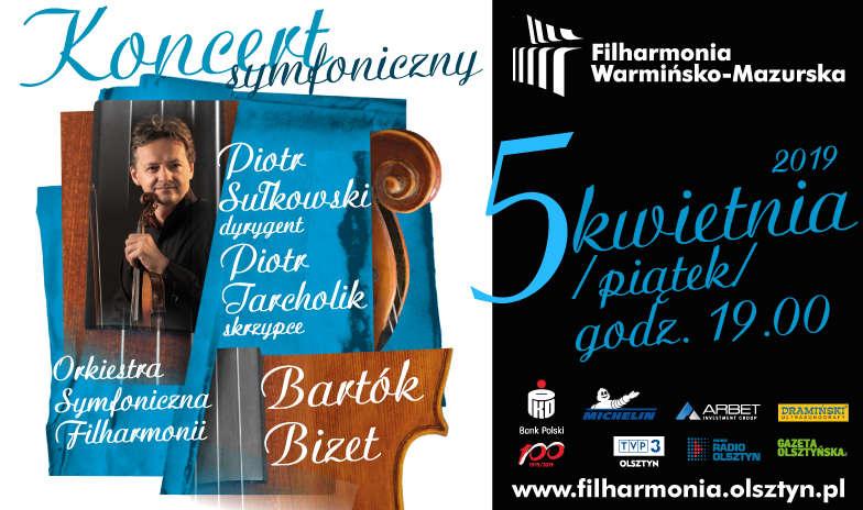 Bartók, Bizet— koncert symfoniczny - full image