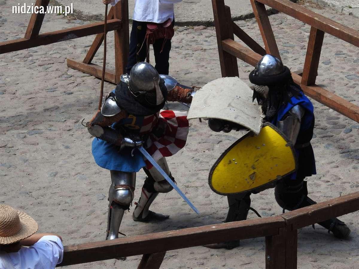To już XX Turniej Rycerski na zamku w Nidzicy! - full image