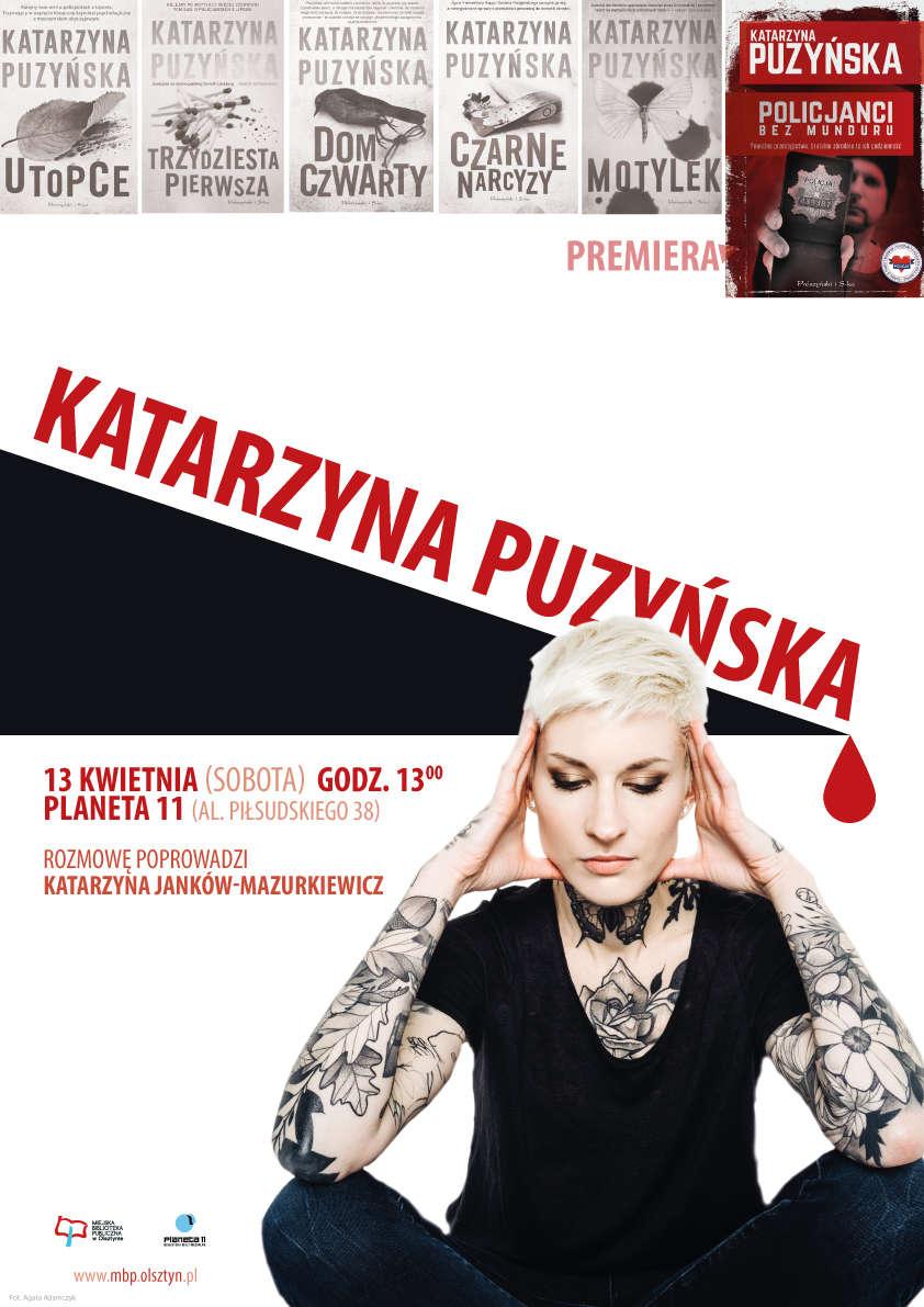 Katarzyna Puzyńska w Planecie 11 - full image