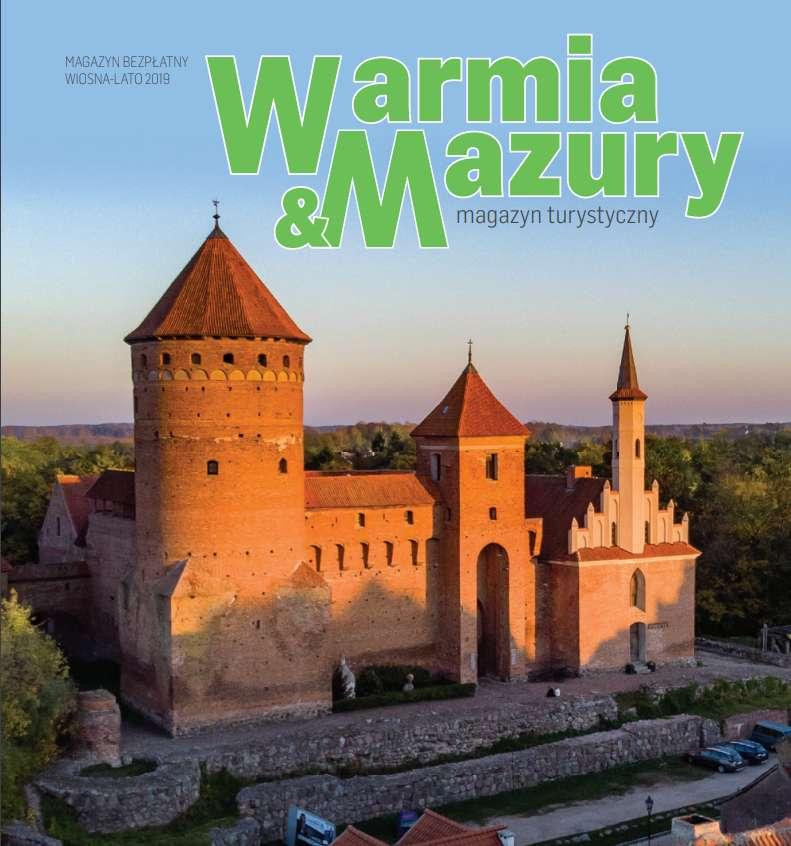Pobierz najnowszy magazyn turystyczny Warmia&Mazury - full image