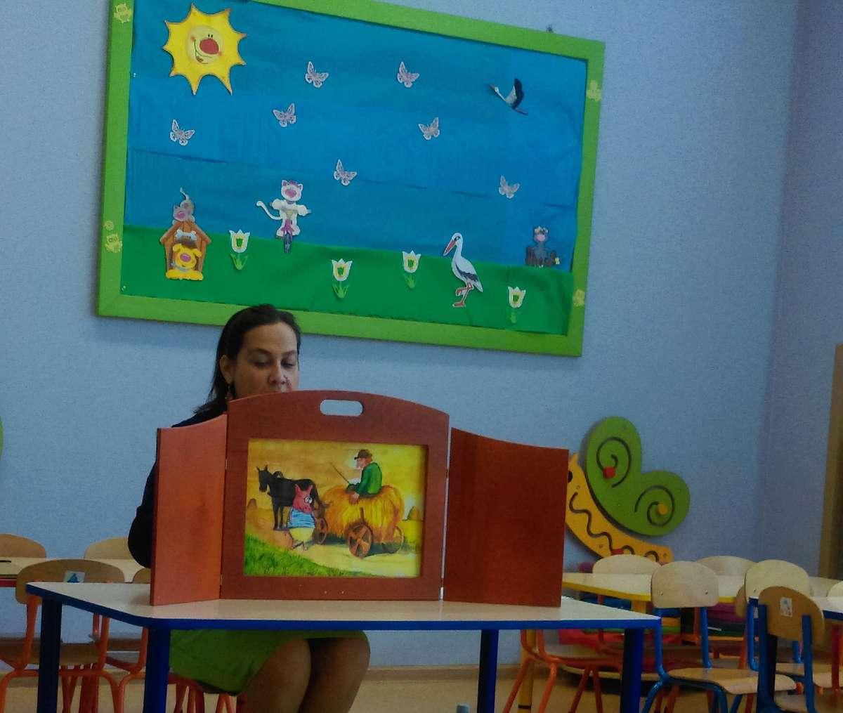 Teatr kamishibai — czytamy dzieciom