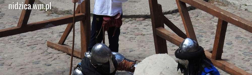 To już XX Turniej Rycerski na zamku w Nidzicy!