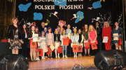 """Poznaliśmy laureatów gminnych eliminacji konkursu """"Kocham śpiewać polskie piosenki"""""""