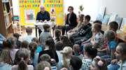 Spotkanie poetyckie z panią Ewą Przybysz w bibliotece ZPO nr 1 w Mławie