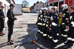 Pięćdziesięciu druhów może już uczestniczyć w akcjach strażackich [zdjęcia]