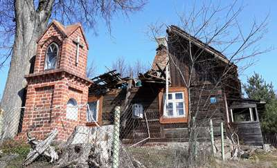 Rowerowa Obwodnica Olsztyna (25): Pętla 205-Butryny-Nowa Kaletka
