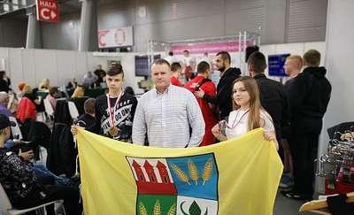 Kiersikowscy z medalami