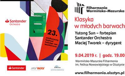 Koncert 23.Wielkanocnego Festiwalu Ludwiga van Beethovena w Olsztynie