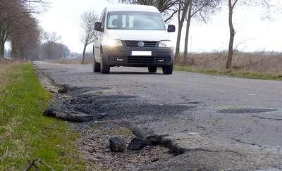 Dostali pieniądze na remont dróg powiatowych