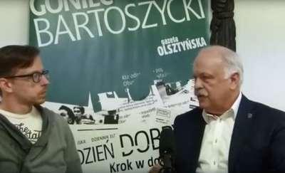 """Rozmowa """"Gońca"""": wiceburmistrz Bartoszyc Krzysztof Hećman"""