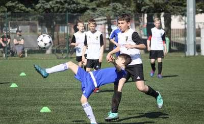 Druga wygrana Legii-Bart w piłkarskiej ekstraklasie młodzików. ZOBACZ ZDJĘCIA