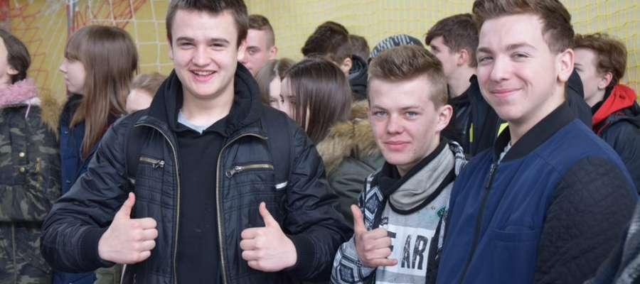 W wydarzeniu uczestniczyli młodzi ludzie z całego regionu