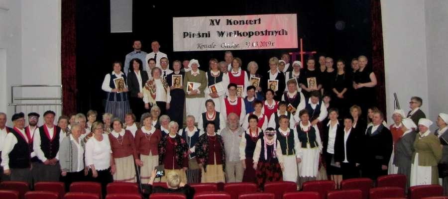 Koncert Pieśni Wielkopostnych w Kowalach Oleckich