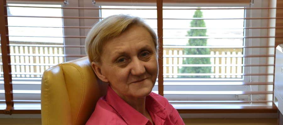 Jestem zwolennikiem samopomocy, wsparcia a nie wyręczania i to determinuje moje poglądy na temat kierunku rozwoju domów samopomocy – mówi Krystyna Szafryna – Żęgota, kierownik Powiatowego Środowiskowego Domu Samopomocy w Iławie