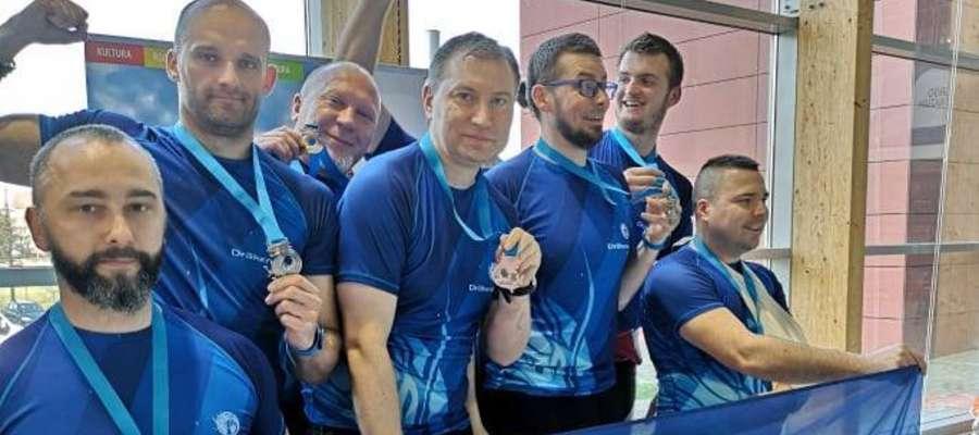 Jedna z osad Drakens Iława zdobyła w Olsztynie brązowy medal w kategorii Fan