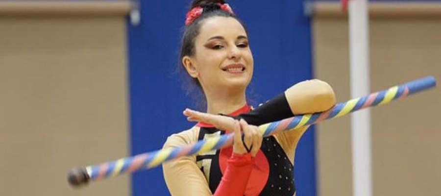 Karolina Doruch reprezentowała Polskę na Międzynarodowych Mistrzostwach Mażoretek w Słowenii