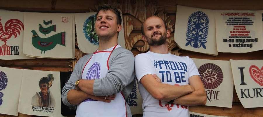Jak mówią Adam Augustyniak i Michał Parda, ich pamiątki są dla osób dumnych ze swego pochodzenia
