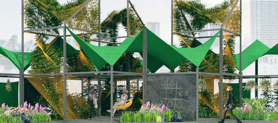 Tak miałaby wyglądać nowa instalacja nad Jeziorem Drwęckim