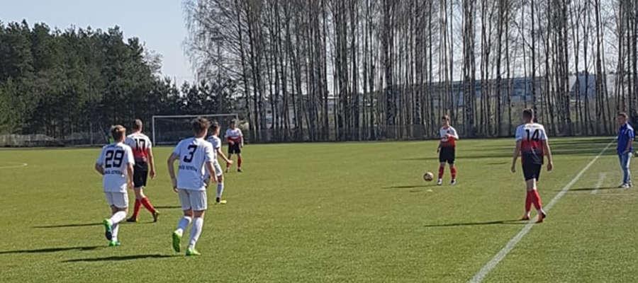 Derby Ostródy w I lidze juniorów młodszych zakończyły się zwycięstwem ostródzkiej AP