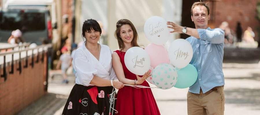 Agnieszka Herman pomaga zakochanym parom w weselnych przygotowaniach