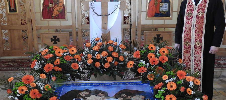 Wielkanoc w Parafii Greckokatolickiej w Lidzbarku Warmińskim