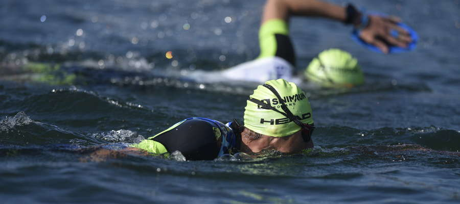 Miejsca na dystansie głównym (31 km biegu + 5 km pływania) Swimrun Ultra Jeziorak skończyły się po paru godzinach od uruchomienia zapisów!