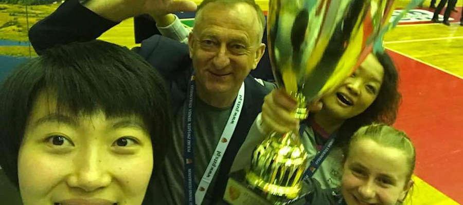 Polmlek - srebrny medalista mistrzostw Polski