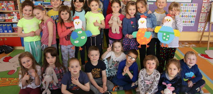 Przedszkolaki dobrze wiedzą, czym jest Wielkanoc