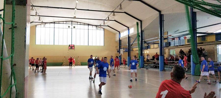 Turniej w Mikołajkach