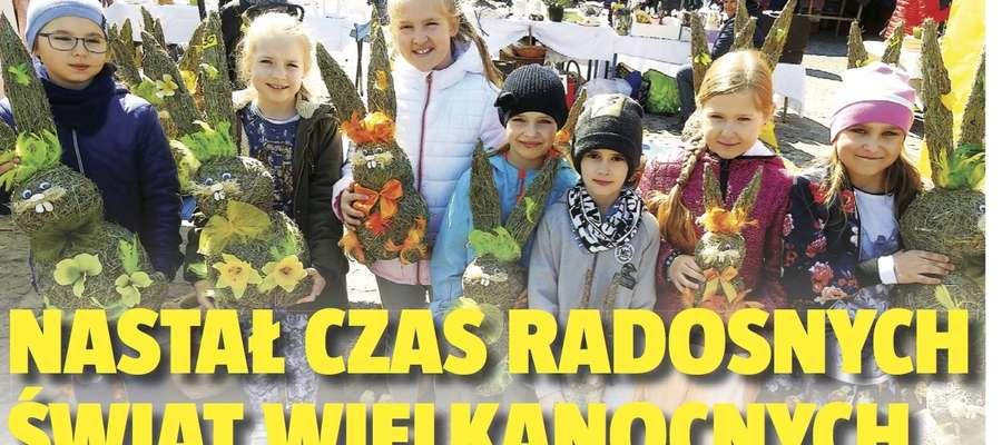 """W piątek, 19 kwietnia, świąteczny numer """"Gazety Nowomiejskiej"""""""