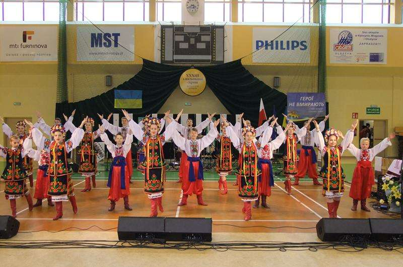 Rosyjska agresja na Ukrainę tematem Malowanej Skrzyni - full image