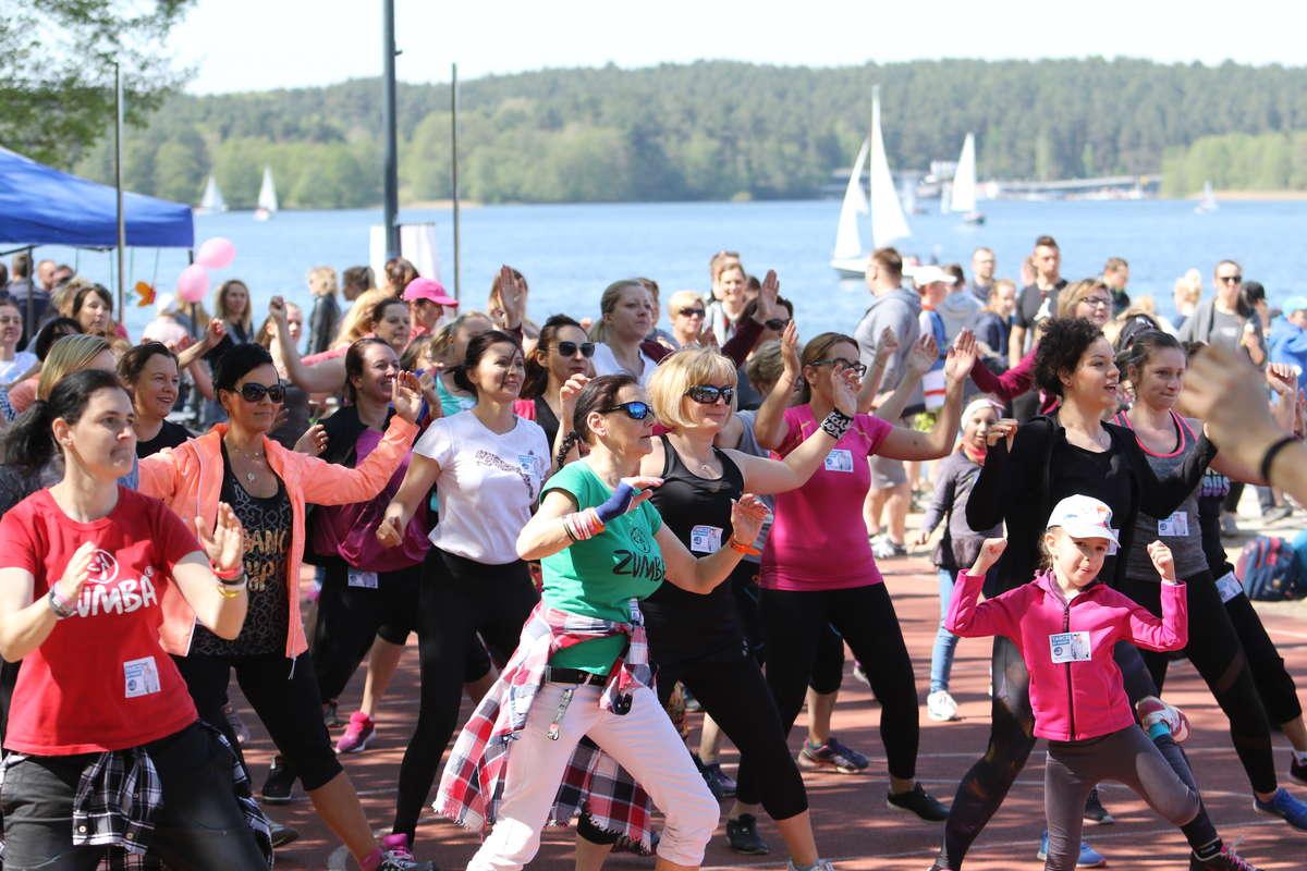 zumba maraton Ukiel - full image