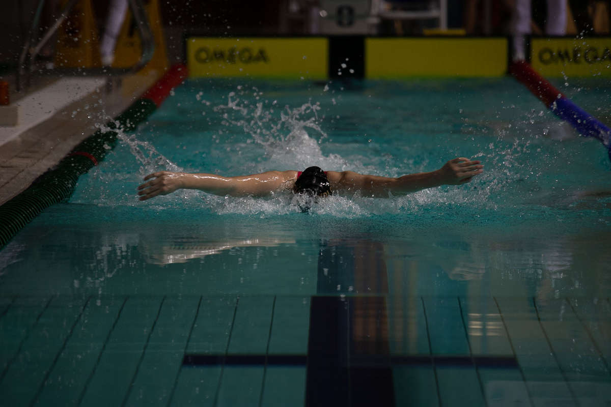 Od środy olsztyńska Aquasfera zapełni się licznymi uczestnikami głównych mistrzostw Polski seniorów i młodzieżowców - full image
