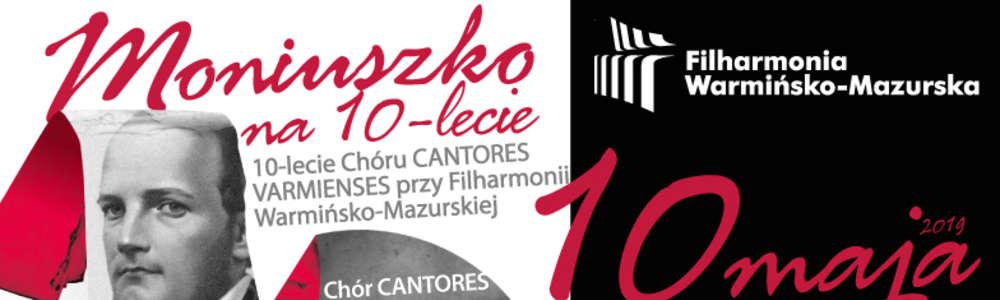 Moniuszko na X-lecie – uroczysty koncert w Filharmonii