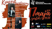 Koncert symfoniczny 17.05, godz.19.00