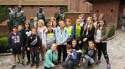 Uczniowie z Nakomiad odwiedzili Malbork