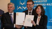 UWM wspiera międzynarodową maturę w I LO w Olsztynie