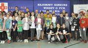 Rejonowy  Konkurs Wiedzy o PCK i Udzielania Pierwszej Pomocy w SP 2