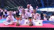 Wiktoria Witkowska mistrzynią Europy, Miłosz Pniewski z brązowym medalem! Wielki turniej iławskich karateków!