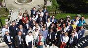 Inauguracja Warmińskiej Szkoły Liderów Miast w Lidzbarku Warmińskim