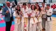 Karatecy na krajowym tournee