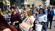 Studenci opanowali ulice Elbląga [RELACJA] [GALERIA ZDJĘĆ]