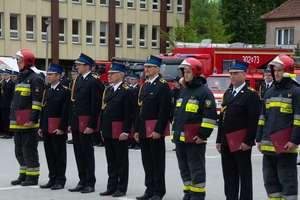 Być strażakiem, to służyć ludziom