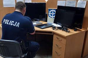 Policjanci zatrzymali złodziei i odzyskali skradziony sprzęt