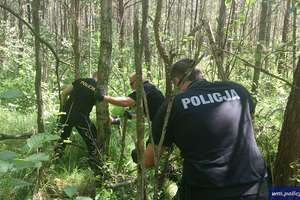 Policjanci poszukują zaginionej Janiny Pawłowskiej