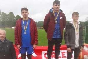 Sukcesy sportowe uczniów Dwójki