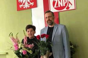 Nowy szef oddziału ZNP w Mławie