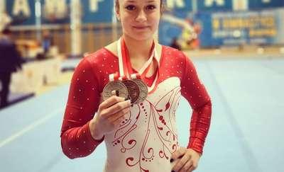Pani Krystyna gimnastykę ma w sercu