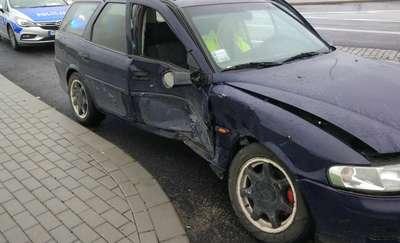 Wypadek pod Olsztynem. 3-letnie dziecko trafiło do szpitala