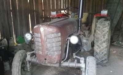 Pijany jechał ciągnikiem, który nigdy nie był zarejestrowany